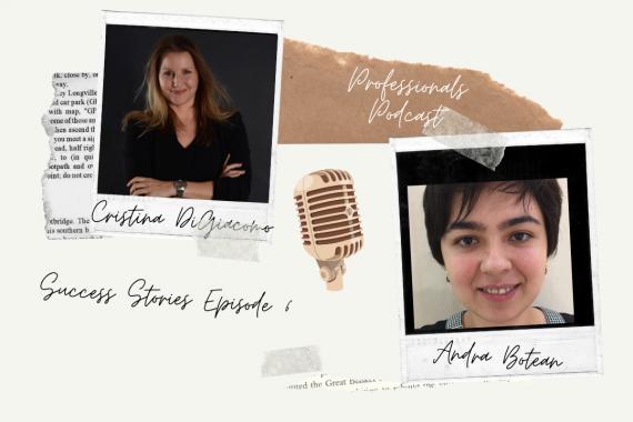 Professionals Podcast Cristina DiGiacomo MorAlchemy