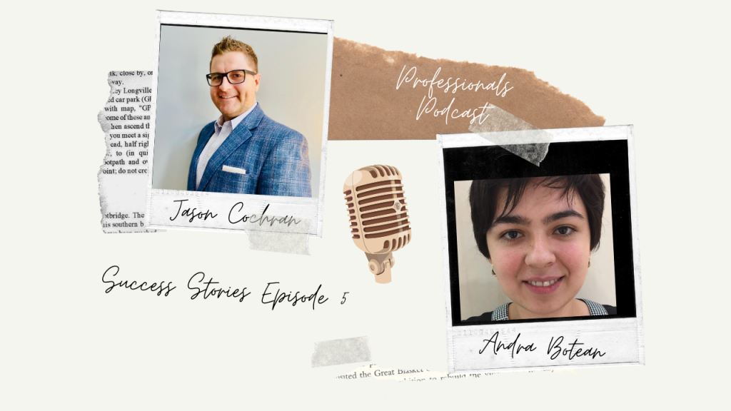 Podcast 5: About the importance of core values with Jason Cochran, iAspire Business