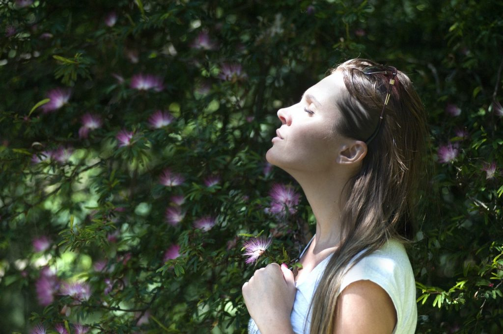 Breathing: a philosophy of living and letting go